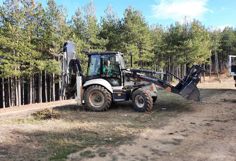 Општина Берово започнува акции за чистење на дивите депонии, АПЕЛ до граѓаните: Да не дозволиме истите да бидат обновени