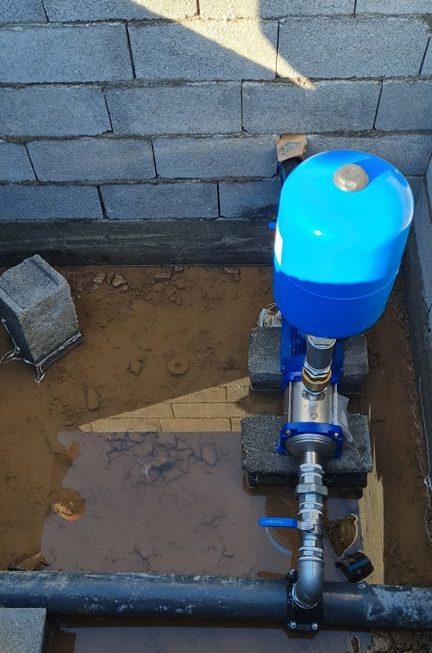 Се решава проблемот со водоснабдувањето во населба Јуруко