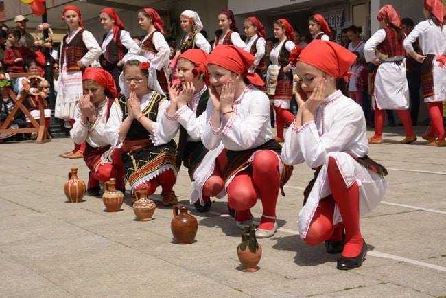 Прослава на големиот хриситијански празник ВЕЛИГДЕН