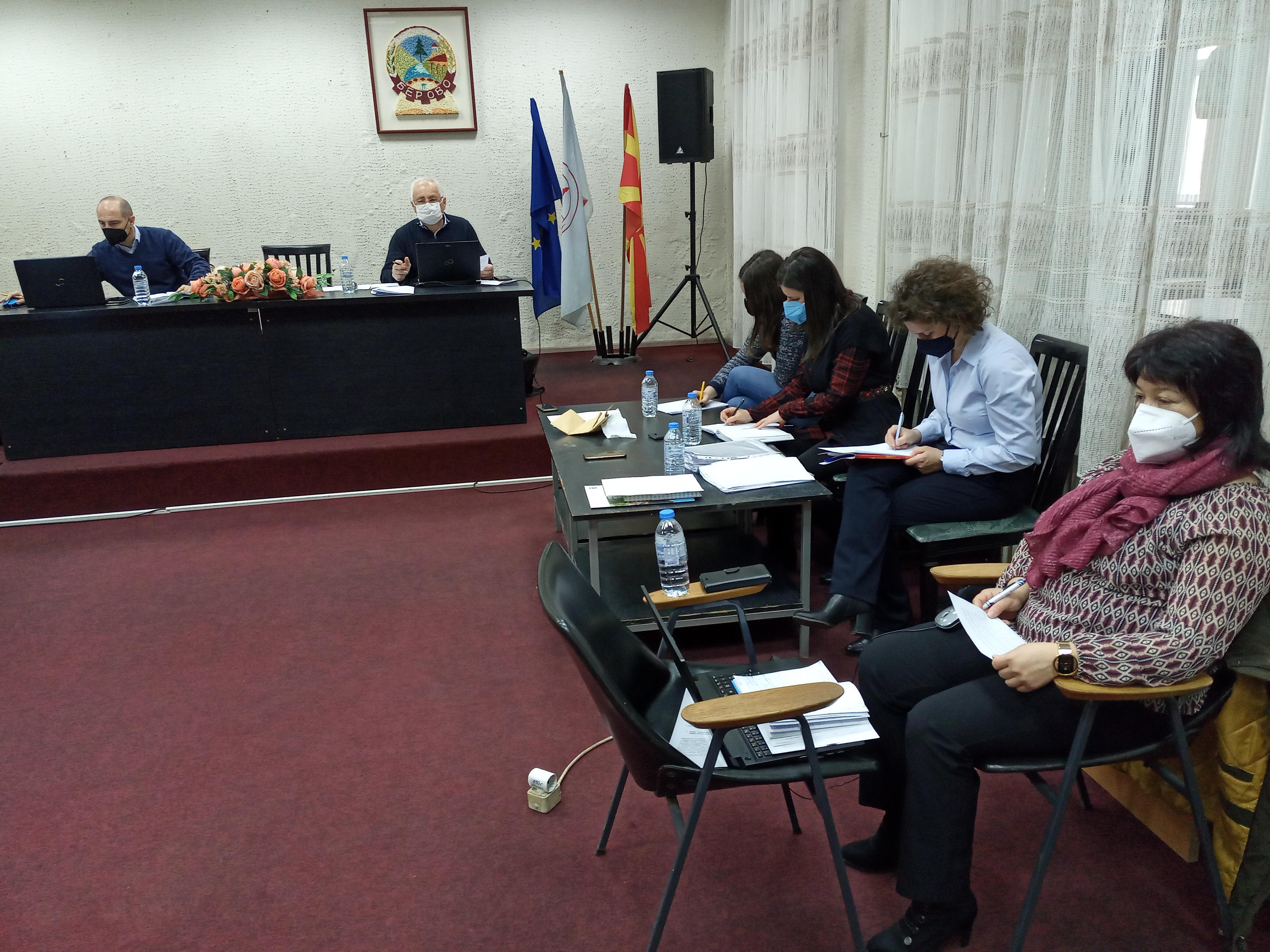 Советот денеска ја одржа својата 48-ма Седница на Совет