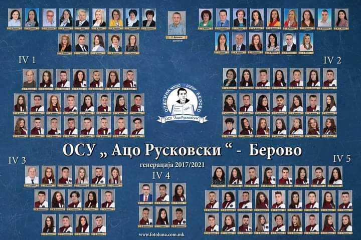 Честитка од Градоначалникот Пекевски до сите матуранти
