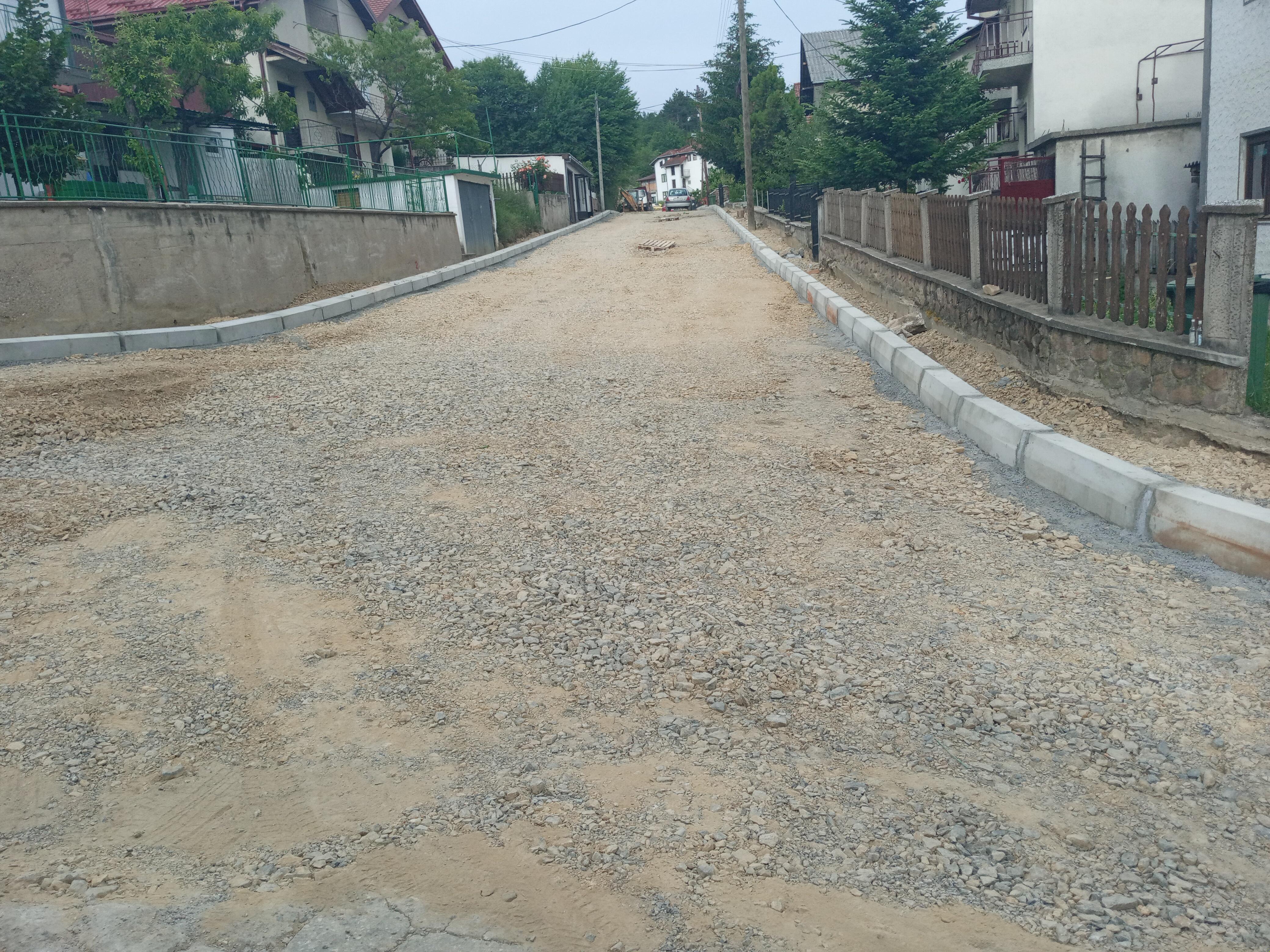 """Започна изградбата на ул ,,5"""" и ул..Ѓорѓи Димитров"""" во Берово"""