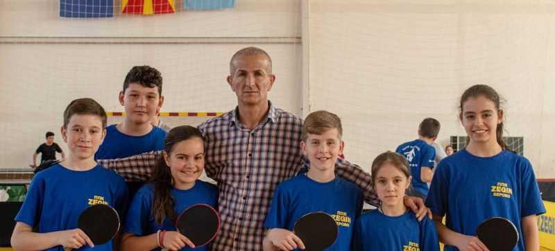 Општина Берово ги награди младите успешни пингпонгари