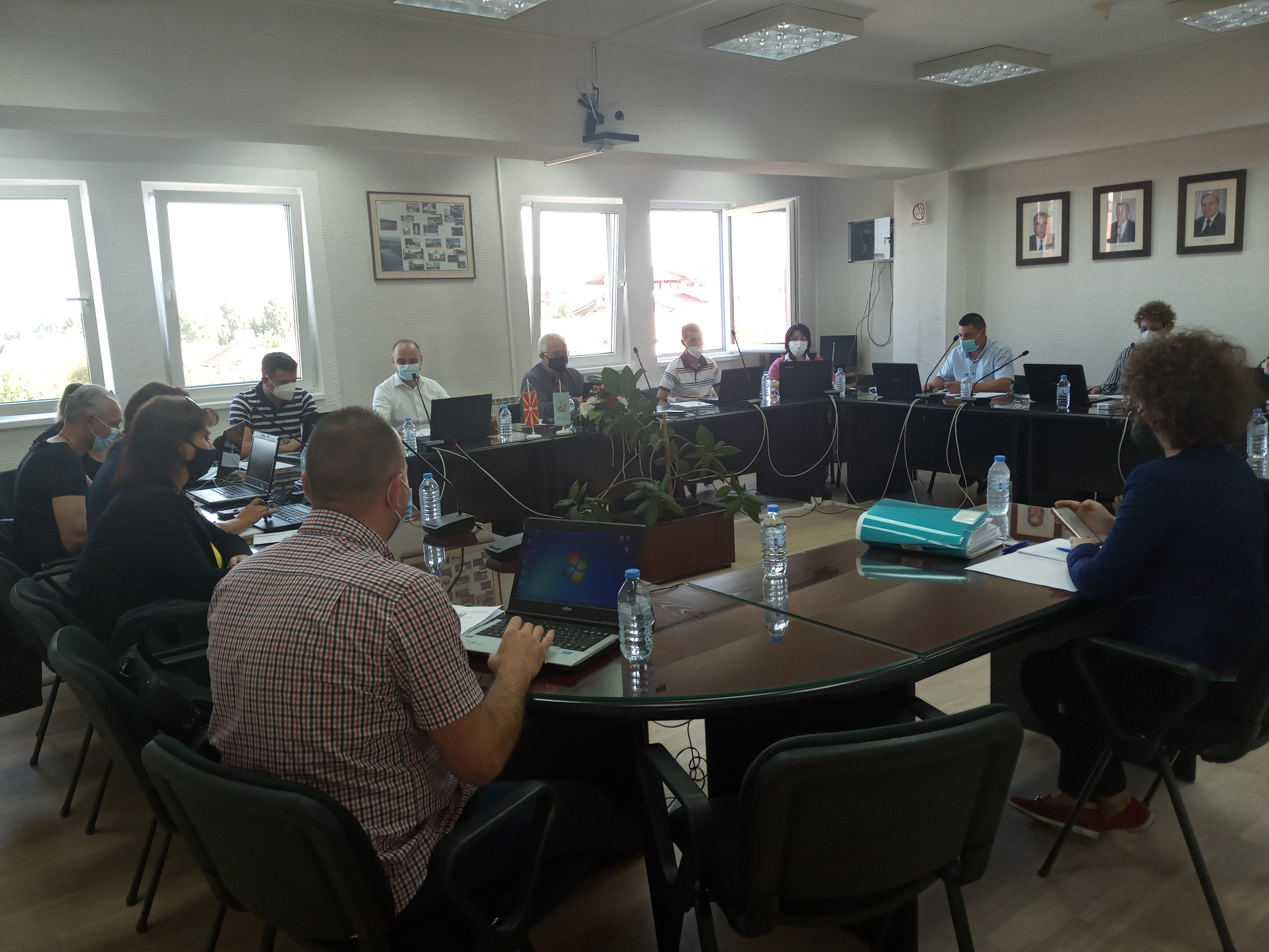 Донесени одлуки на 50-тата Седница на Советот на Општина Берово